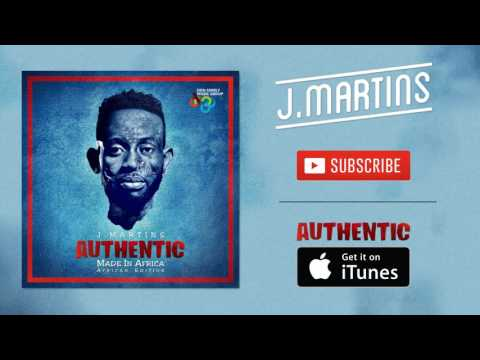 J. Martins - Feeling You - feat. José Chameleon, Waje (Official Audio)