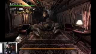 Resident Evil The Umbrella Chronicles Part 1 - Shootin