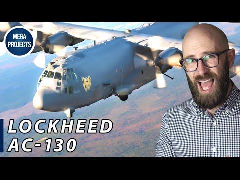 Lockheed AC-130: The Angel of Death