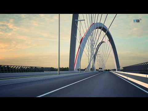 Cầu Phật Tích tỉnh Bắc Ninh -Liên danh VTCO -WSP [part1]