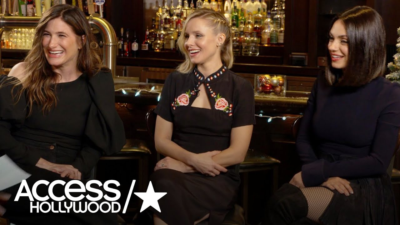 Surviving Christmas Cast.A Bad Moms Christmas The Cast Gets Real With Access Own Bad Mom Access Hollywood