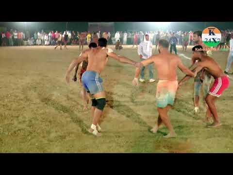 Mundh vs Sanch Top Match at Sangroli