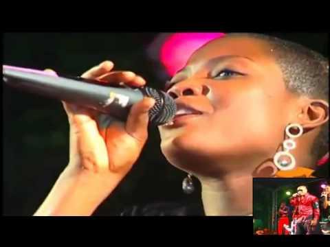 Cindy le Coeur best congolese singer