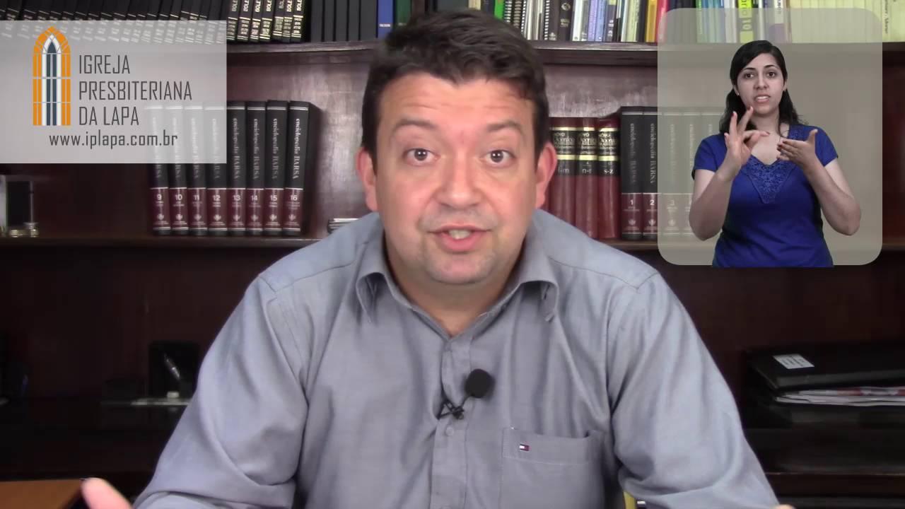 Fome da Palavra - O Desafio da Humildade - Rev. Nilson Riberiro Luz Júnior