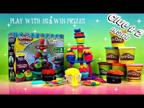 Play Doh Cupcake Tower Sweet Shoppe
