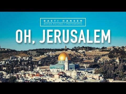 OH, JERUSALEM x BASTI HANSEN