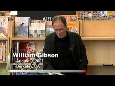 """William Gibson - Excerpt from """"Spook Country"""""""