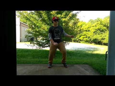 LEELOW-Torchlight- Speedy LEP- Eclipse Aug 21 2017- Freestyle Dance