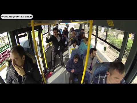 Harlem Shake - Minibüs Versiyonu