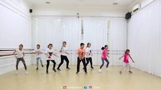 KIDS DANCE CHOREOGRAPHY Dance Video - FDC Kids Open Class 2