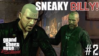 """I'M JEALOUS OF BILL! ( FUNNY """"GTA 4: THE LOST AND DAMNED"""" GAMEPLAY #2)"""