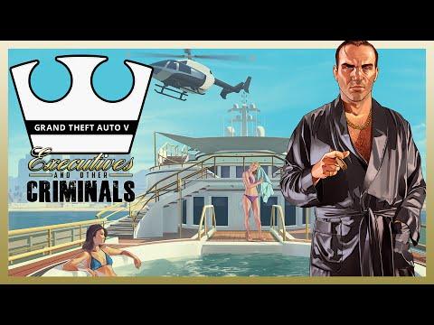 Jirka a GEJMR Hraje - GTA V - Executives and Other Criminals [PC] [LIVE]