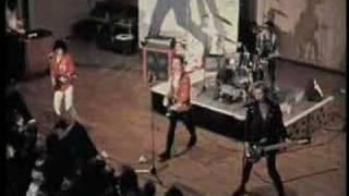 The Clash-Londons burning Live Munich 1977