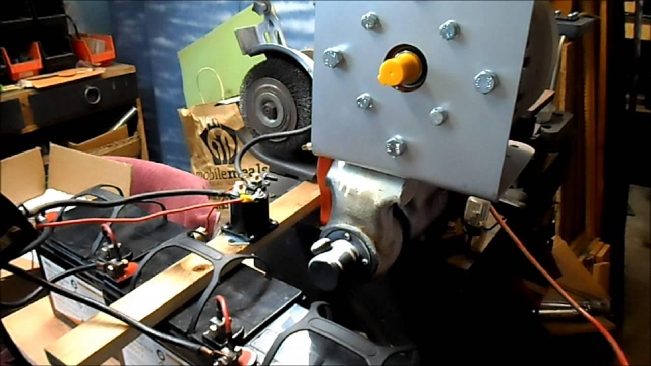 Manta motor controller issues - DIY Go Kart Forum on