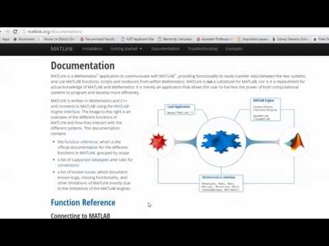 Conversion (MATHEMATICA To MATLAB): Lecture 8