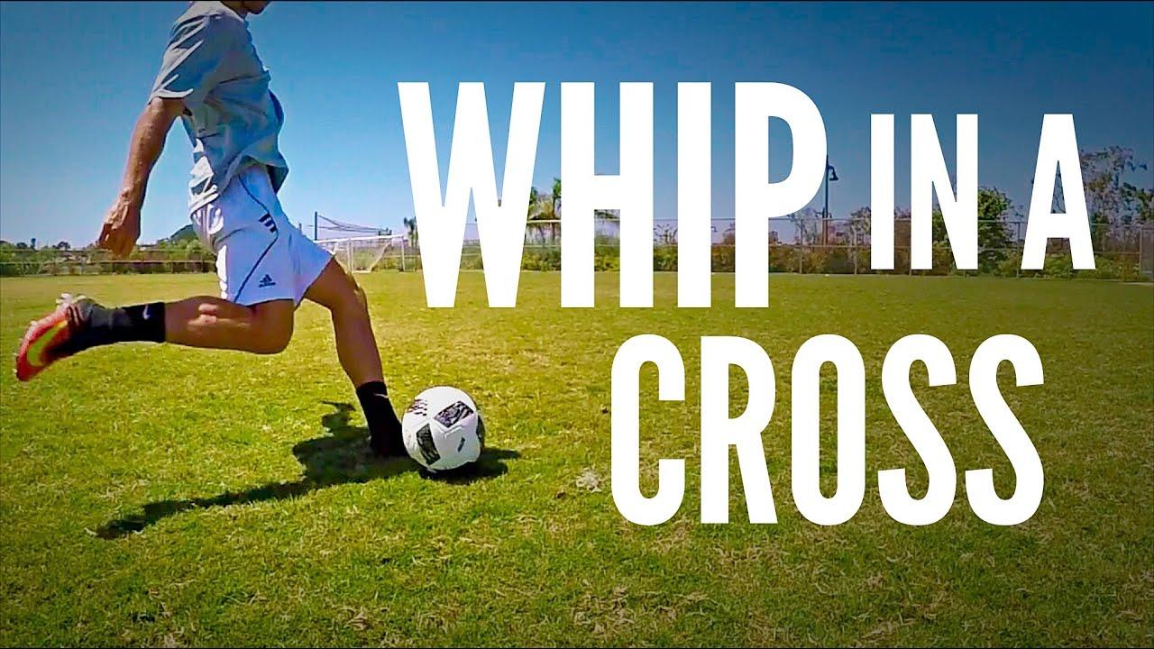 How to Cross a Football/Soccer Ball