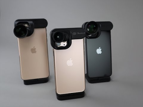 Olloclip releases new lens and clip system with iPhone 11 and Samsung Galaxy S10 support