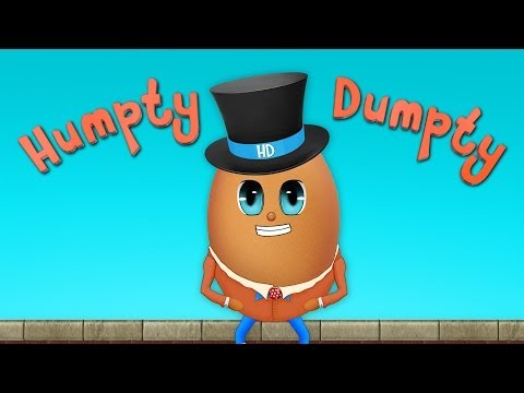The Best Humpty Dumpty - Mini Monsters Music