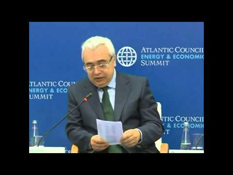 Dr. Fatih Birol, Chief Economist, International Energy Agency (IEA)
