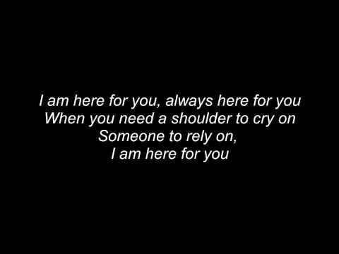 Here For You - FireHouse (Lyrics)