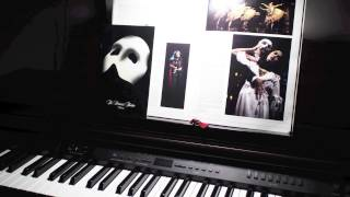 """The Music Of The Night"" from Phantom Of The Opera - solo piano (HD)"