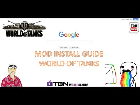 how to install a world of tanks sound mod