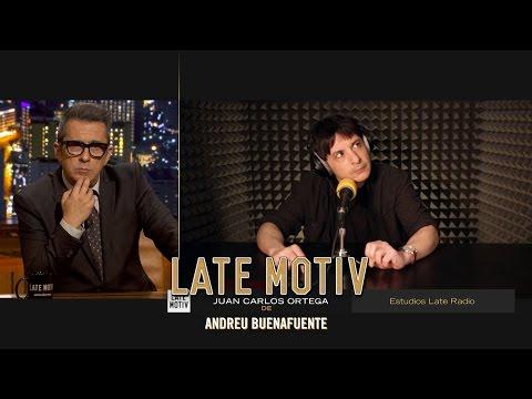 LATE MOTIV - Juan Carlos Ortega. Amor con extraterrestres | #LateMotiv197
