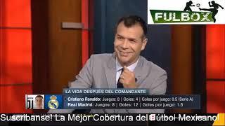 Real Madrid en CRISIS mientras Cristiano Ronaldo LÍDER en Juventus,