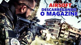 AIRSOFT| 🛐 Descarregando o MAGAZINE| Complexo Airsoft