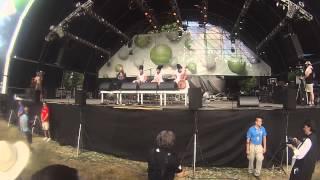 DakhaBrakha - Що з-під дуба (Live @ Sziget Festival 2013)
