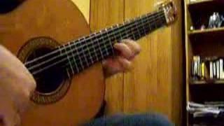 Цыганская гитара 1.