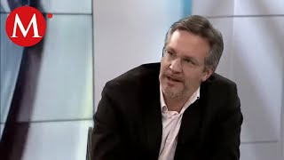 John Ackerman: No hay ilegalidad en mi nombramiento en el comité técnico del INE