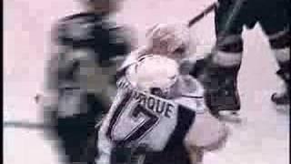 HERSHEY BEARS vs Wilkes-Barre/Scranton Penguins 2/24/08