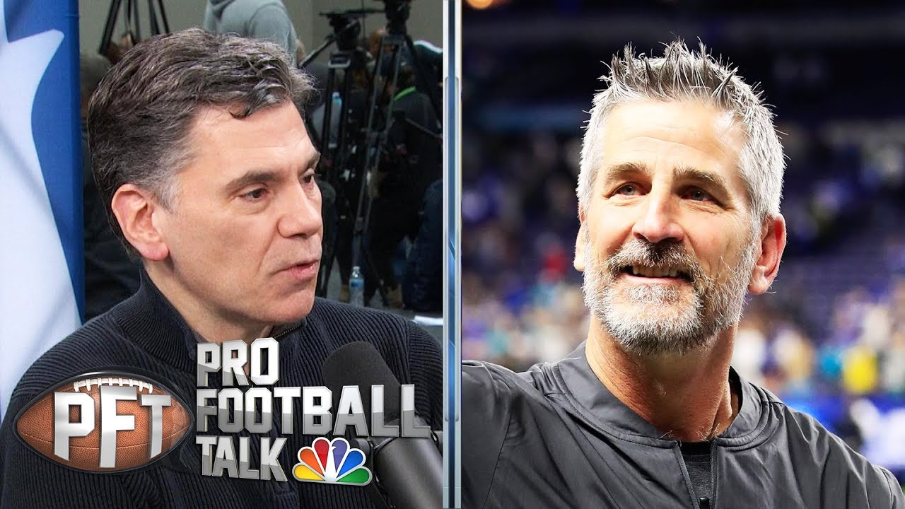 Colts' Reich doesn't see Andrew Luck returning (FULL INTERVIEW) | Pro Football Talk | NBC