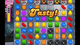How to beat Candy Crush Saga Level 226 - 3 Stars - No Boosters - 234,100pts