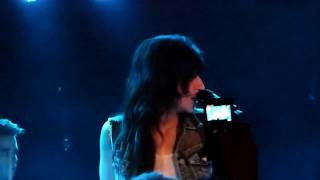 Download Lights - Ice live Manchester Sound Control 23-02-12 MP3 song and Music Video