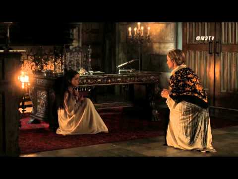 M3: Reigns Adelaide Kane discusses filming assault scene