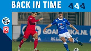 BACK IN TIME | FC Den Bosch - FC Twente (Re-Live)