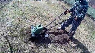 видео Электрические культиваторы