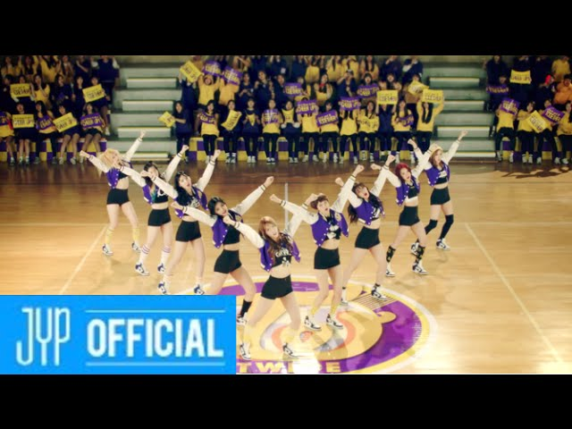 "TWICE ""CHEER UP"" M/V #1"