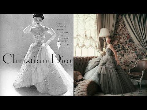 Christian Dior și istoria casei de moda Dior
