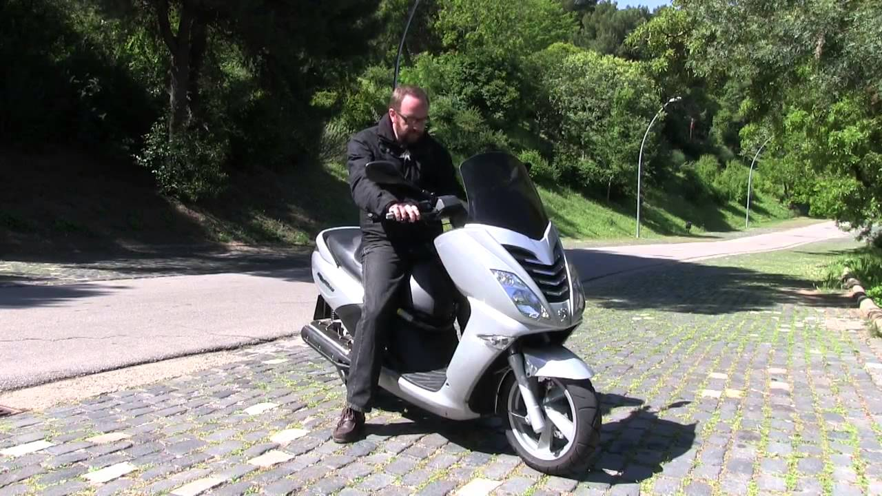 motosx1000 test peugeot citystar 200 youtube. Black Bedroom Furniture Sets. Home Design Ideas