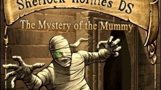 Прохождение Шерлок Холмс - 5 Египетских Статуэток № 1