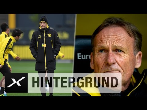 Thomas Tuchel und BVB: Zeichen stehen auf Scheidung | Borussia Dortmund