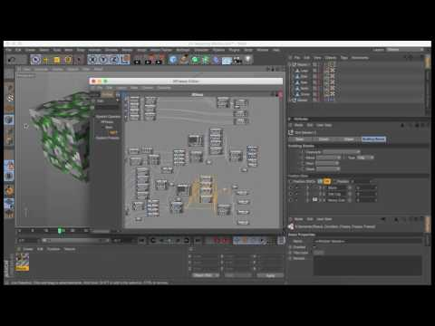 Update #4 - Realistic Minecraft Rig - Cinema 4D