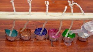 Miniature Candlesミニチュアキャンドル