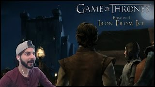 Game of Thrones - Episode 1 - Iron From Ice Part 1 - Telltale Games