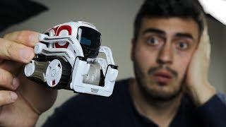 Esse Robô é tão inteligente que me deixou ASSUSTADO !! ( ANKI COZMO )