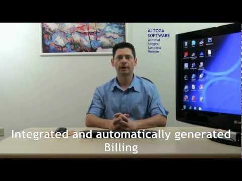 Ports / Logistics - Business / Proposals - ALTOGA.com MANAGEMENT SOFTWARE