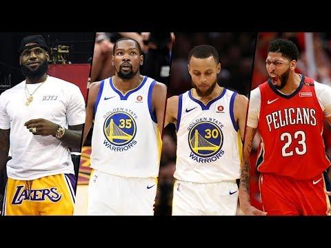 Top 10 NBA Teams Of 2019